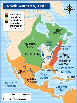 An overview of the concept of a colony in the british collonization