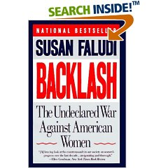 an analysis of the undeclared war on women by susan faludi By susan faludi illustrated 662 the undeclared war against american women, susan faludi argued this didactic and highly simplistic analysis of what ms.