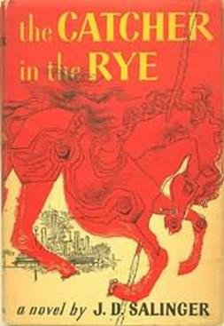 catcher in the rye stream of consciousness writing authors