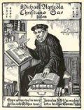 Albert Edelfelt (1854-1905) rajza Agricoláról. Nem hiteles kép, mert korabeli ábrázolás egy sem maradt fent.