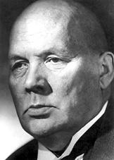 Sillanpää fényképe a Nobel-díjasok honlapján
