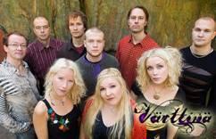 A Värttinä 2006-ban (a honlapjukról származó fotó)